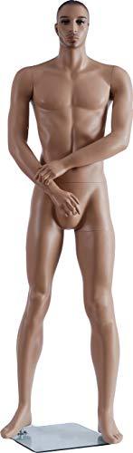 Euroton Schaufensterpuppe Mannequin Figur männlich M-11