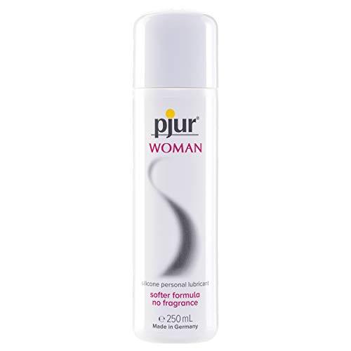 pjur WOMAN - Gleitgel für Frauen auf Silikonbasis - für prickelnden Sex und längeren Spaß - optimal für...