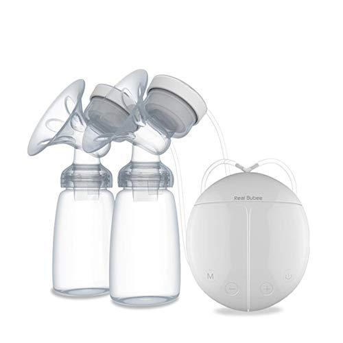 Tickas Milchpumpe Elektrisch,Elektrische Doppelmilchpumpe Niedrige Dezibel Für Baby Stillen Infant Nippel...