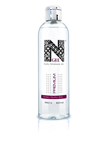 NGel Nuru Massage Gel Premium - besonders ergiebig für die extra seidige erotische Ganzkörpermassage...