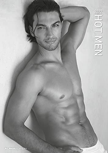Hot Men 2022 - Bildkalender 29,7x42 cm - Männer - erotischer Kalender - hochwertiger Erotikkalender -...