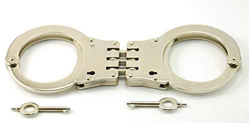 Handschellen mit breitem Gelenk