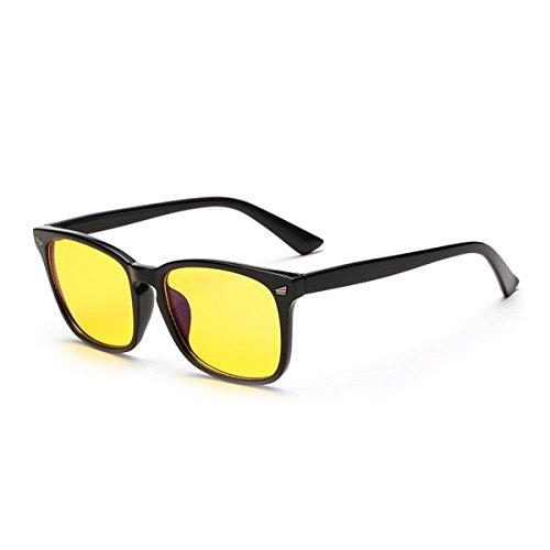 HOUSON Computer Gläser Anti Blaulicht Schutzbrille Gaming Brille Anti-Blendschutz, Anti-Reflektierend, Anti-...