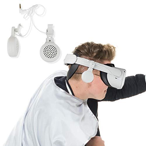 WeBetter Kopfhörer Für Oculus Quest 2, Rotierendes Gaming-Headset Über Dem Ohr Kopfhörer Für Oculus Quest...