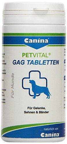 Canina Petvital Gag Tabletten, 1er Pack (1 x 0.09 kg)