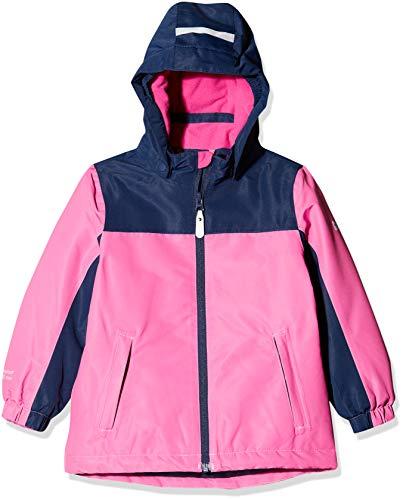 CareTec 550285 Jacke, Mehrfarbig (Rose Violet 4133), Herstellergröße: 116