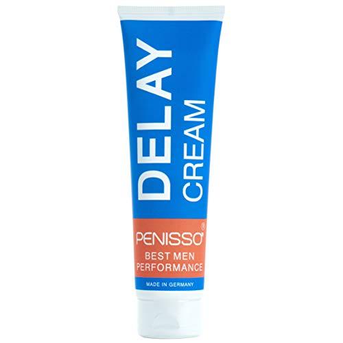 Penisso Delay Penis-Creme | Made in Germany | Potenzmittel zum Auftragen auf den Penis | für ausdauerndes...