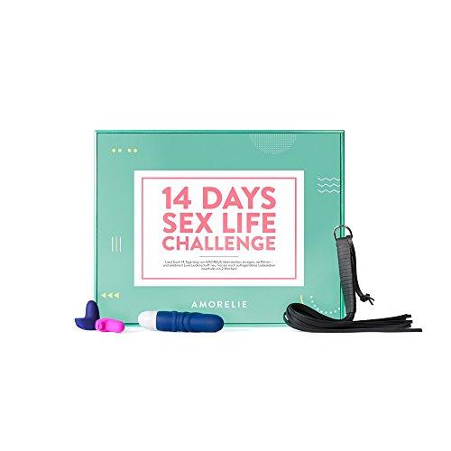 AMORELIE Geschenkbox für Paare - 14 Days Sex Life Challenge