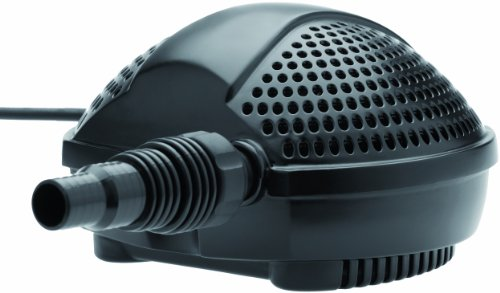 Pontec 50851 Filter- und Bachlaufpumpe PondoMax Eco 1500   Filterpumpe   Pumpe   Teichpumpe