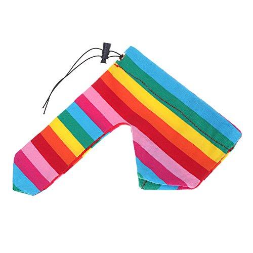 EROSPA® Penis-Hoden Beutel mit Zugband - Penishülle Sleeve - Gay/Herren/Männer - String Slip - Farbe...