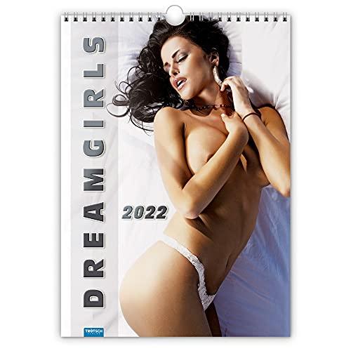 Trötsch Erotikkalender Kalender Dreamgirls 2022: Erotikkalender Aktkkalender Erotik Kalender...