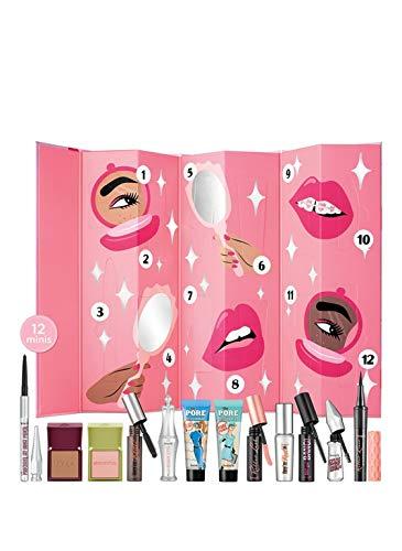 Benefit Adventskalender 2020 Frauen, Beauty Advent Kalender für Frau, Beautykalender -Wert 300 €-, Kosmetik...