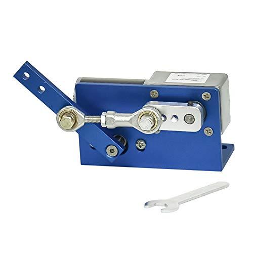 DC 12 V 24 V Getriebemotor Automatische Wobbler Maschine DC Motor 35 60 90 Degress mit Bürste für DIY Design...
