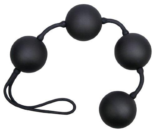 You2Toys Velvet Purple Balls 4er Kugeln - softe Liebeskugeln für sie, Loveballs für effektives Training der...