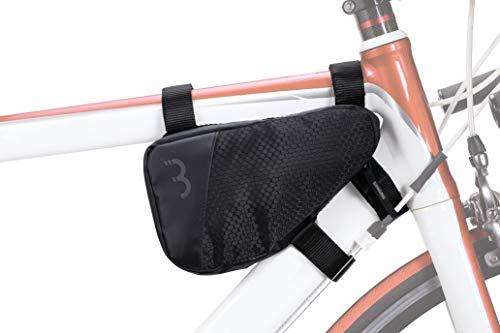 BBB Cycling Fahrradtasche Bike Triangle Rahmentasche Front Strap On Fahrradtasche Aufbewahrungsschlauch Tasche...