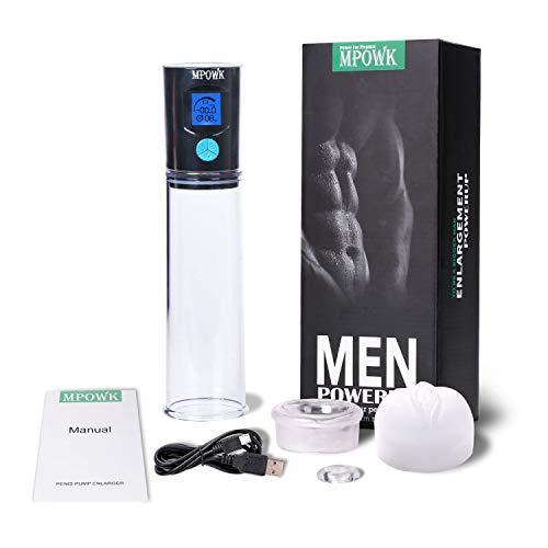 ZI LIN SHOP Automatische Verbesserung P`ênís Pumpe Safe-Trainings-Werkzeug Relaxing-Spielzeug for Männer...