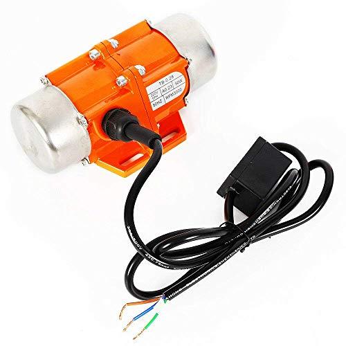1/3 Phase Vibrator Vibrationsmotor Asynchroner Vibrationsmotor für mechanische Geräte 3000 U/min 220V (100W)