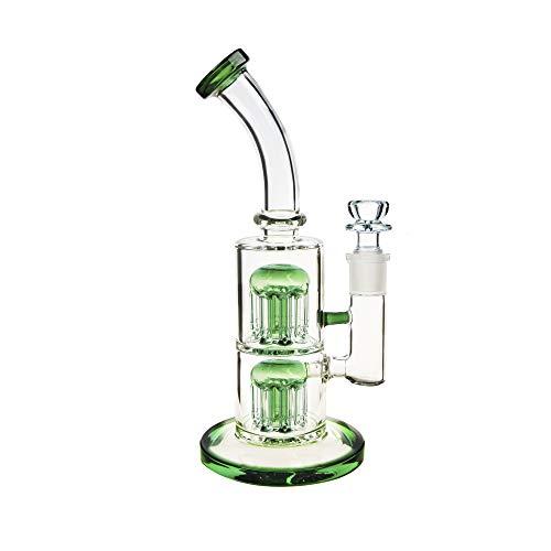REANICE (Castle A Bong glas18.8mm Bong schüssel höhe 27cm Glas Bong Wasser Gute Qualität großen Bongs...