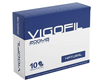 Vigofil 200mg 10 Kompressen   Sofortaktion, Verlängerte Wirkung, Keine Nebenwirkung, 100% Natürlich