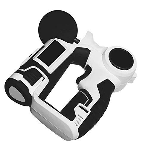 BYBYC Massagepistole Neu überarbeitetes Muskelmassagegerät Ultra-leises horizontales...
