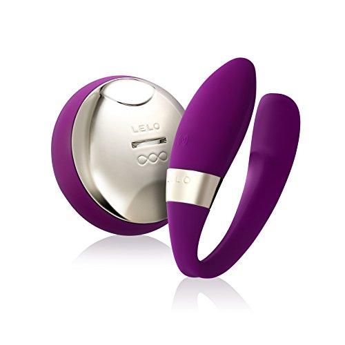 LELO TIANI 2 Massagerfür Paare mit Fernsteuerung Deep Rose, Spezial-Edition für ein elegantes Aussehen und...
