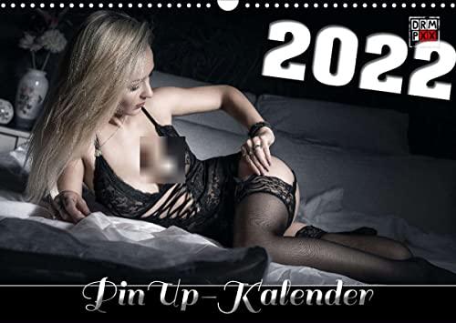 PinUp-Kalender 2022 (Wandkalender 2022 DIN A3 quer)