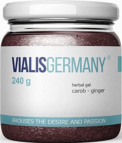 VialisGermany® Vorratspackung 240g - Herbal Gel   SOFORT EFFEKT   (herb, 240gramm)