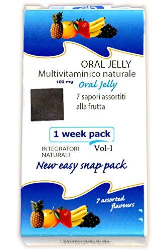 K - O ORAL JELLY K INTEGRATOREN - 7 Geschmacksrichtungen