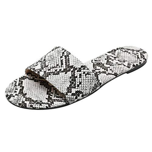 Dorical Damen Sandalen Hausschuhe Weiche Indoor/Outdoor Pantoffeln,Mutter rutschfeste Sandaletten 36-42...