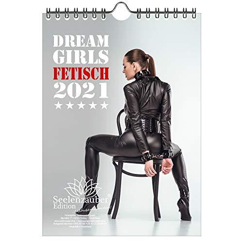 Sexy Fetisch Girls DIN A5 Kalender für 2021 Erotik - Seelenzauber