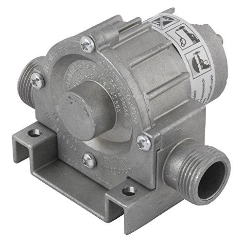 wolfcraft Bohrmaschinen Pumpe mit Metallgehäuse 2200000; Selbstansaugende Wasserpumpe mit bis zu...