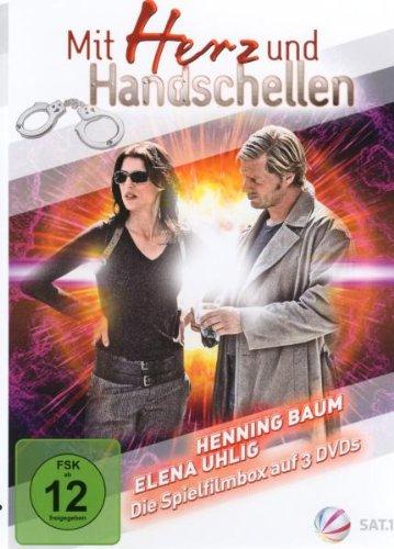 Mit Herz und Handschellen - Die Spielfilmbox auf 3 DVDs