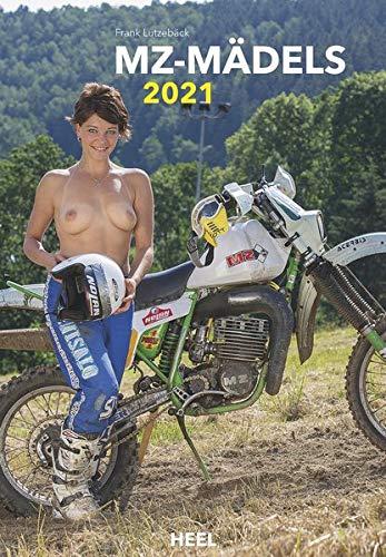 MZ-Mädels 2021: Ästhetische Erotik-Fotografien mit Kultmaschinen aus Zschopau