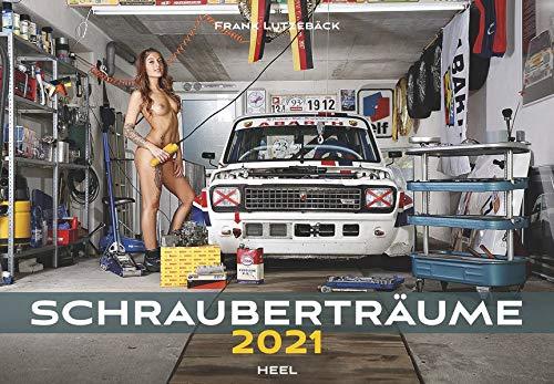 Schrauberträume 2021: Der erotische Autokalender nicht nur für Hobby-Schrauber