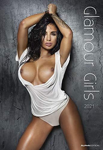 Glamour Girls 2021 - Bild-Kalender 34x49,5cm - Women - Erotische Frauen - Erotik-Kalender - Wand-Kalender -...