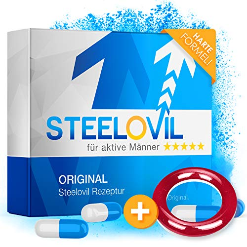 *𝗘𝗜𝗡𝗙Ü𝗛𝗥𝗨𝗡𝗚𝗦𝗣𝗥𝗘𝗜𝗦* Steelovil 2.0 | Neue Formel | Ultra STARK |...