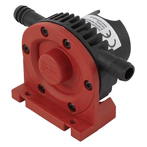 wolfcraft Bohrmaschinen Pumpe mit Kunststoffgehäuse 2202000; Selbstansaugende Wasserpumpe mit bis zu...