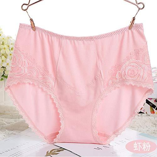 Mehrpack Hipster Bequeme UnterwäscheMittlere Taille, Bauch und Hüfte bestickte Damenunterwäsche aus Spitze...