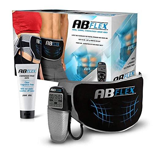 ABFLEX Toning Belt für schlank getönte Bauchmuskeln Handliche Fernbedienung für schnelle und einfache...