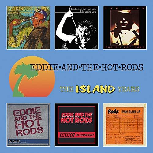 The Island Years (6cd Box)
