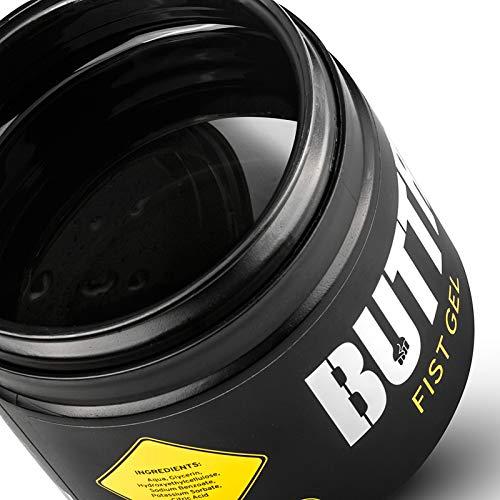 Fisting Gel (500ml) BUTTR Gleitgel auf Silikonbasis – langanhaltend gleitfähig für Analverkehr, glatt &...