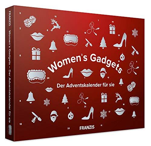 FRANZIS Women's Gadgets 2020: Der Adventskalender für sie   24 Türchen, die den Alltag erleichtern   Jeder...