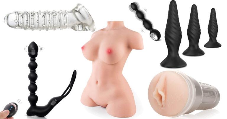 Sexspielzeug Männer